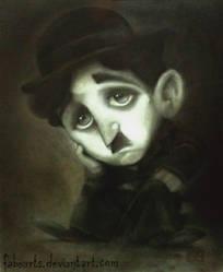 Chaplin by faboarts