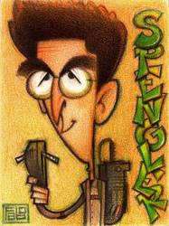 Spengler by faboarts