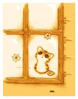 La ventana. by faboarts