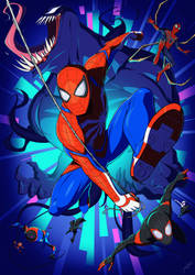 YEAR OF THE SPIDER-MAN by Jeetdoh