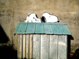 snoopy by rossiexd