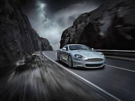Aston Martin DB5 by SimaSuna