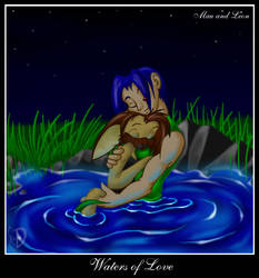 Waters of Love: Mau X Leon by demented1
