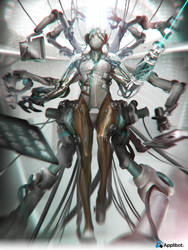 Transcendental Seymour advanced by Fredaugis