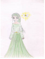 Saria by Misara519