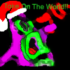 Puple Waves: Christmas Time by WhatTheHolyScrud