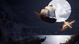 Peter Pan by UchidaB