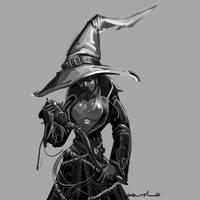Witch by UchidaB