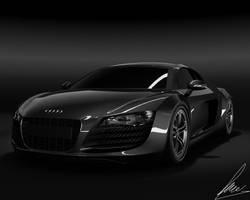 Audi R8 by jesterv2