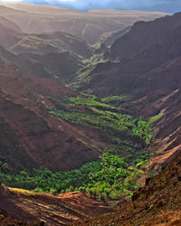 Waimea Canyon by JHealphoto