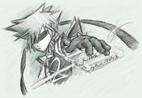 Sora -Zero Form sketch 1 by tythecooldude06