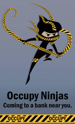 Occupy Ninja by tythecooldude06