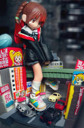 Otaku Akihabara Figure by tythecooldude06