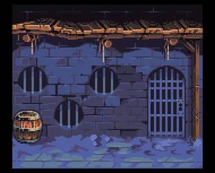 Dungeon BG by Neoriceisgood