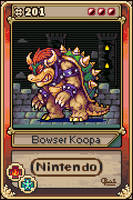 201 Bowser Koopa by Neoriceisgood