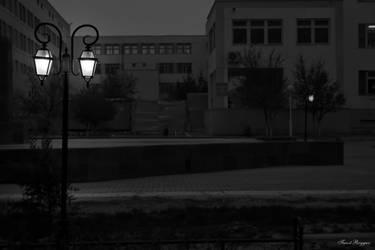 Street Lamp by ReygarFaust