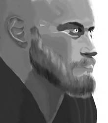 Ragnar Lodbrok by TEK2yuhDOME