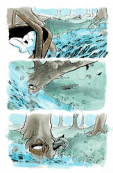 The Woodsman Page 2 by lookhappy