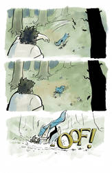The Woodsman Page 5 by lookhappy