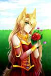 Princess Elemira by LordMroku