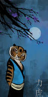 KFP Master Tigress through the Night by nogreydf