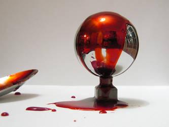 crappy blood by DivineError