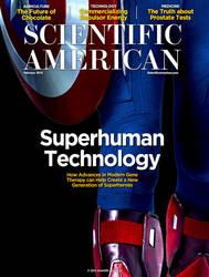 Scientific American, Feb 2012 by nottonyharrison