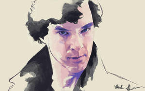 Sherlock Holmes by chunkymacaroni