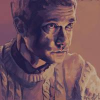 John Watson by chunkymacaroni