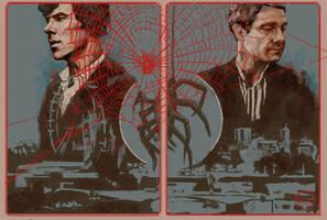 The Reichenbach Fall by chunkymacaroni