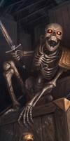 The Skeletal Crate by Jackal0fTrades
