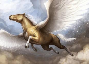 Sungrace Pegasus by Jackal0fTrades