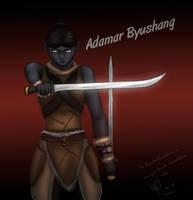 ~REQUEST~ Adamar Byushang by Dreamfollower