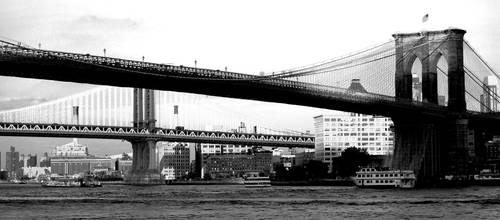 Brooklyn Bridge by nexus06