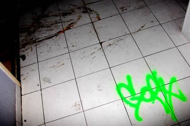 Blood'n graffiti by nexus06