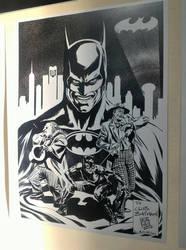 Club Batman: Tim Burton Movies Expo Primera Parte. by Club-Batman