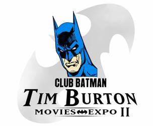 Club Batman: Tim Burton Movies Expo II Junio by Club-Batman