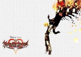 Kingdom Hearts 358 over 2 Days by sEbeQ13