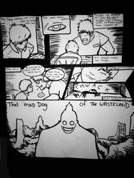 Wasteland Page 1 by Doggydeath