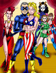Captain's Pick - Terry and Max Atom by Captain86