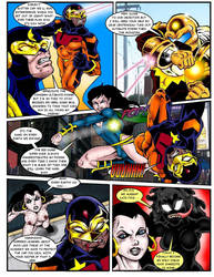 Strange Tales of the DA Multiverse page 3 by Captain86