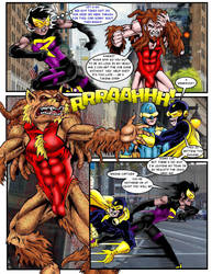 Strange Tales of the DA Multiverse page 6 by Captain86