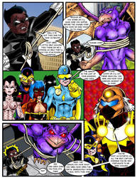Strange Tales of the DA Multiverse page 10 by Captain86