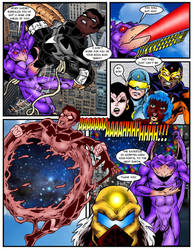 Strange Tales of the DA Multiverse page 11 by Captain86