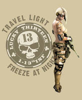 Light Infantry by pjacubinas