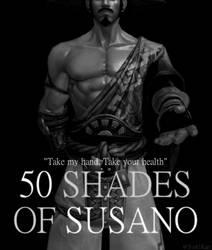 SMITE - 50 Shades of Susano by Yosh1Kart
