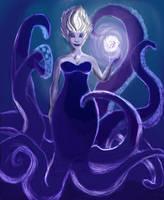 Ursula by cybercat08