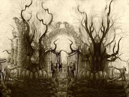gates of morpheus by sameer