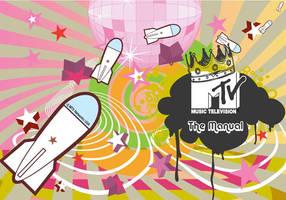 MTV Graphic Design Manual by lynnesta