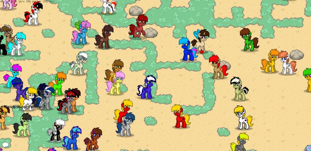 Offline Pony Town By Midnight Zpirit082 On Deviantart